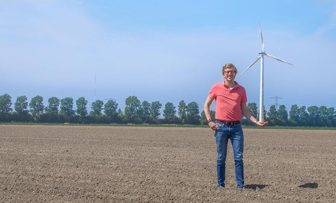 Windplanblauw geeft obligaties uit voor bouwen windpark
