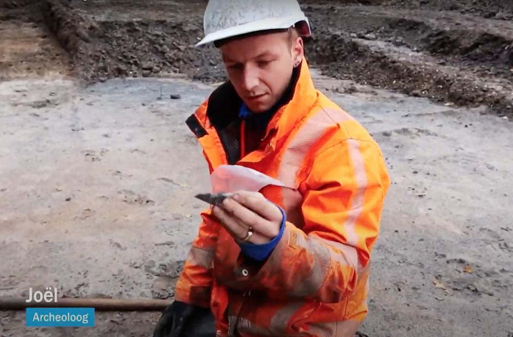 Vlog 1 – Digitaal meegraven met archeologie