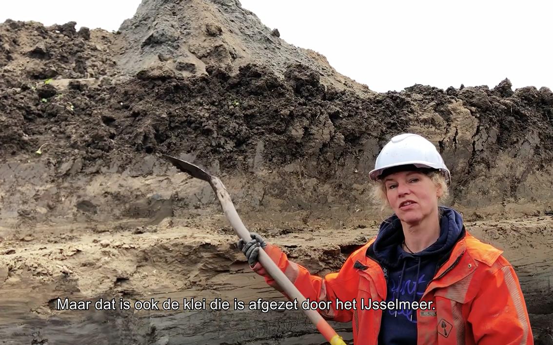 Vlog 3 – Wat vertelt onze aarde ons?