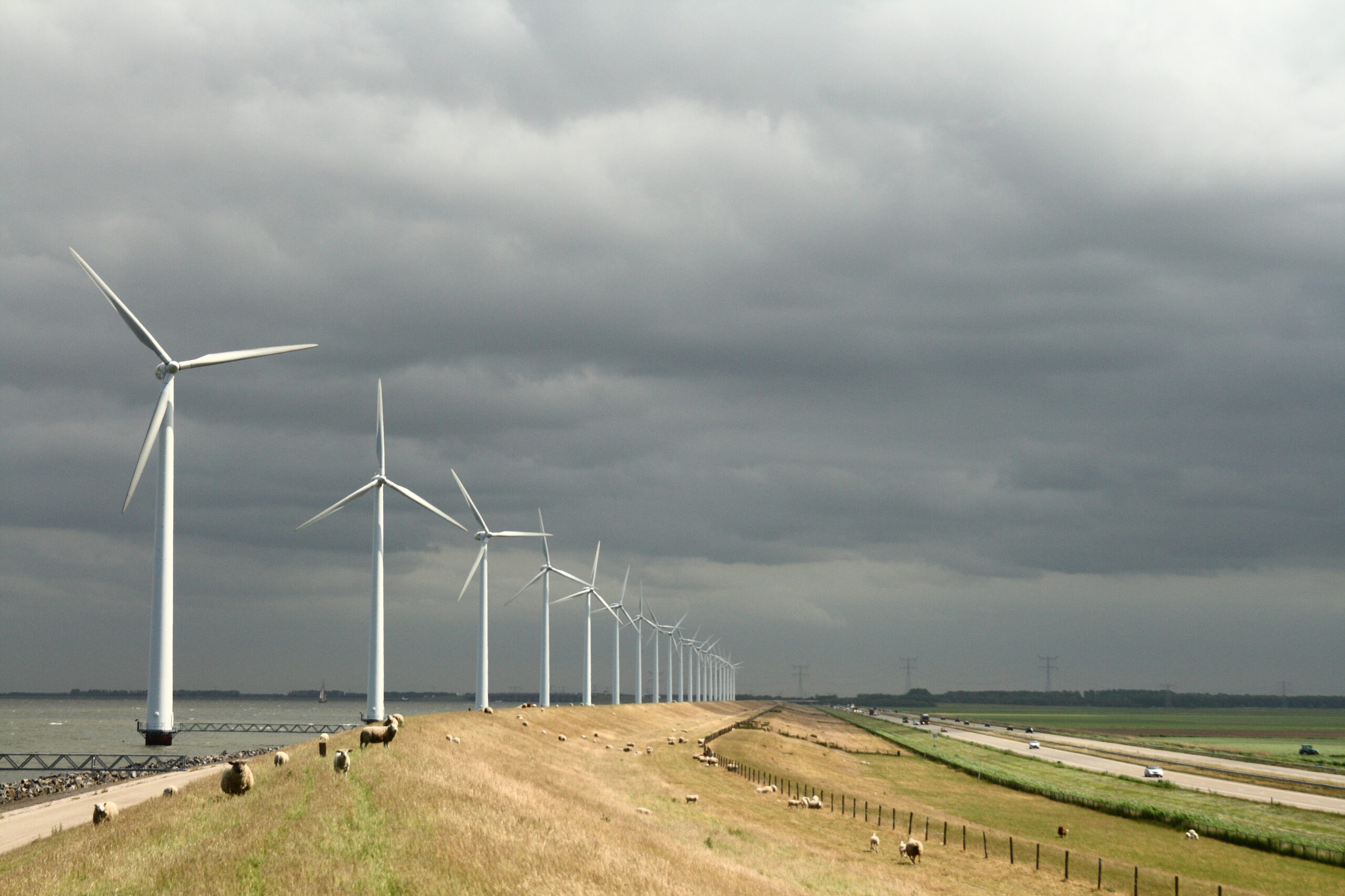 Groen licht voor buitendijkse windmolens Windplanblauw